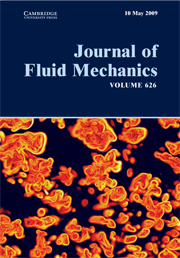 Journal of Fluid Mechanics Volume 626 - Issue  -