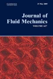 Journal of Fluid Mechanics Volume 627 - Issue  -