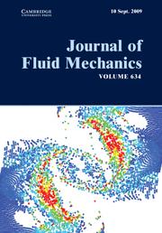 Journal of Fluid Mechanics Volume 634 - Issue  -