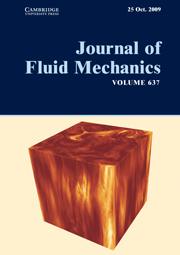 Journal of Fluid Mechanics Volume 637 - Issue  -