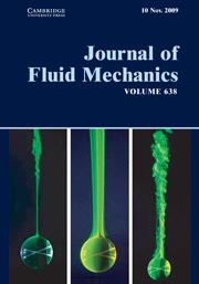 Journal of Fluid Mechanics Volume 638 - Issue  -