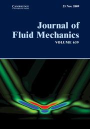 Journal of Fluid Mechanics Volume 639 - Issue  -