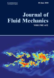 Journal of Fluid Mechanics Volume 652 - Issue  -