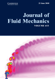 Journal of Fluid Mechanics Volume 653 - Issue  -