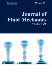 Journal of Fluid Mechanics Volume 657 - Issue  -