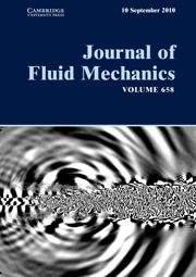 Journal of Fluid Mechanics Volume 658 - Issue  -