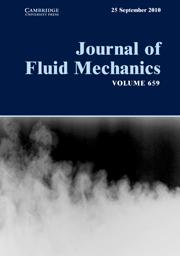 Journal of Fluid Mechanics Volume 659 - Issue  -