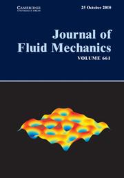 Journal of Fluid Mechanics Volume 661 - Issue  -