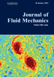 Journal of Fluid Mechanics Volume 666 - Issue  -