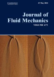 Journal of Fluid Mechanics Volume 675 - Issue  -