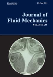 Journal of Fluid Mechanics Volume 677 - Issue  -