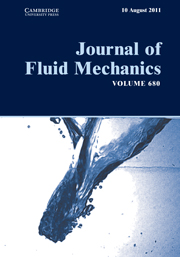 Journal of Fluid Mechanics Volume 680 - Issue  -