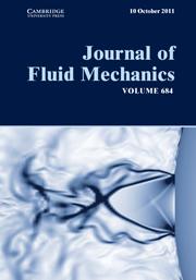 Journal of Fluid Mechanics Volume 684 - Issue  -