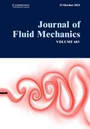 Journal of Fluid Mechanics Volume 685 - Issue  -