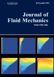 Journal of Fluid Mechanics Volume 686 - Issue  -