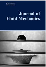 Journal of Fluid Mechanics Volume 704 - Issue  -