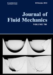 Journal of Fluid Mechanics Volume 708 - Issue  -