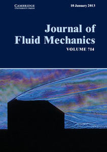 Journal of Fluid Mechanics Volume 714 - Issue  -