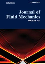 Journal of Fluid Mechanics Volume 715 - Issue  -