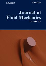 Journal of Fluid Mechanics Volume 720 - Issue  -