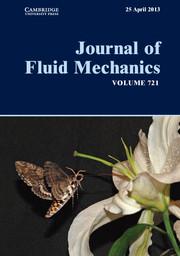 Journal of Fluid Mechanics Volume 721 - Issue  -