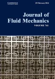 Journal of Fluid Mechanics Volume 741 - Issue  -