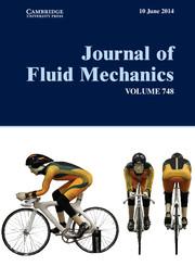 Journal of Fluid Mechanics Volume 748 - Issue  -