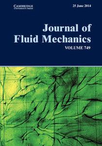 Journal of Fluid Mechanics Volume 749 - Issue  -