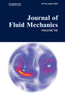 Journal of Fluid Mechanics Volume 758 - Issue  -