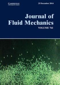 Journal of Fluid Mechanics Volume 761 - Issue  -