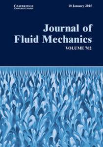 Journal of Fluid Mechanics Volume 762 - Issue  -