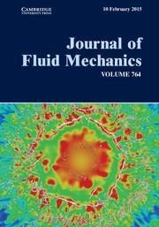 Journal of Fluid Mechanics Volume 764 - Issue  -