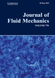 Journal of Fluid Mechanics Volume 770 - Issue  -