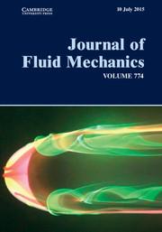 Journal of Fluid Mechanics Volume 774 - Issue  -