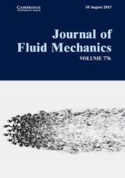 Journal of Fluid Mechanics Volume 776 - Issue  -