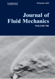 Journal of Fluid Mechanics Volume 780 - Issue  -