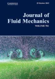 Journal of Fluid Mechanics Volume 781 - Issue  -