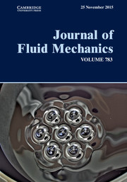 Journal of Fluid Mechanics Volume 783 - Issue  -