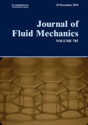 Journal of Fluid Mechanics Volume 785 - Issue  -