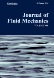 Journal of Fluid Mechanics Volume 800 - Issue  -