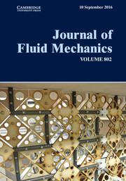 Journal of Fluid Mechanics Volume 802 - Issue  -