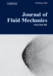 Journal of Fluid Mechanics Volume 805 - Issue  -