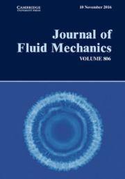 Journal of Fluid Mechanics Volume 806 - Issue  -