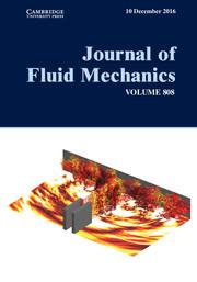Journal of Fluid Mechanics Volume 808 - Issue  -