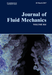 Journal of Fluid Mechanics Volume 814 - Issue  -