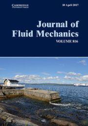 Journal of Fluid Mechanics Volume 816 - Issue  -