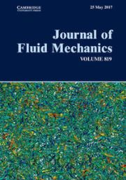 Journal of Fluid Mechanics Volume 819 - Issue  -