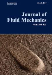 Journal of Fluid Mechanics Volume 823 - Issue  -