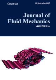 Journal of Fluid Mechanics Volume 826 - Issue  -