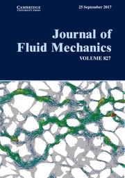 Journal of Fluid Mechanics Volume 827 - Issue  -
